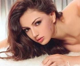 Miss Lebanon 2005-2006 Gabrielle Bou Rached  |Gabrielle Bou Rached Wedding