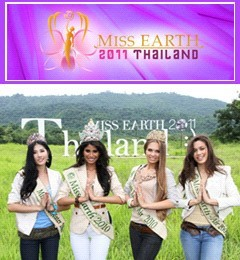 Miss Earth 2011 Thailand