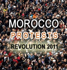 Morocco Protests