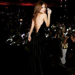 Nancy Ajram Black Dress