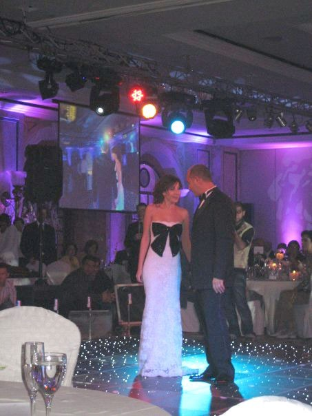 Nancy Ajram wedding photo