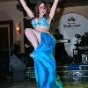 eleonore belly dance performing photo