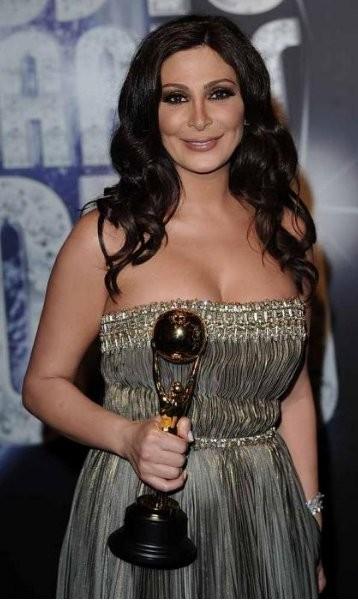 Elissa wins World Music Awards