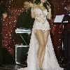 Hayfa Wehbeh in New Years Eve Photo