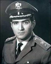 Major Sherif Hussein is The Man Behind Omar Soliman Omar Suleiman photo