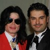 Ragheb Alameh Michael Jackson Photo