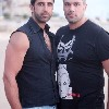 Sami Azouri and Fares Karam photo